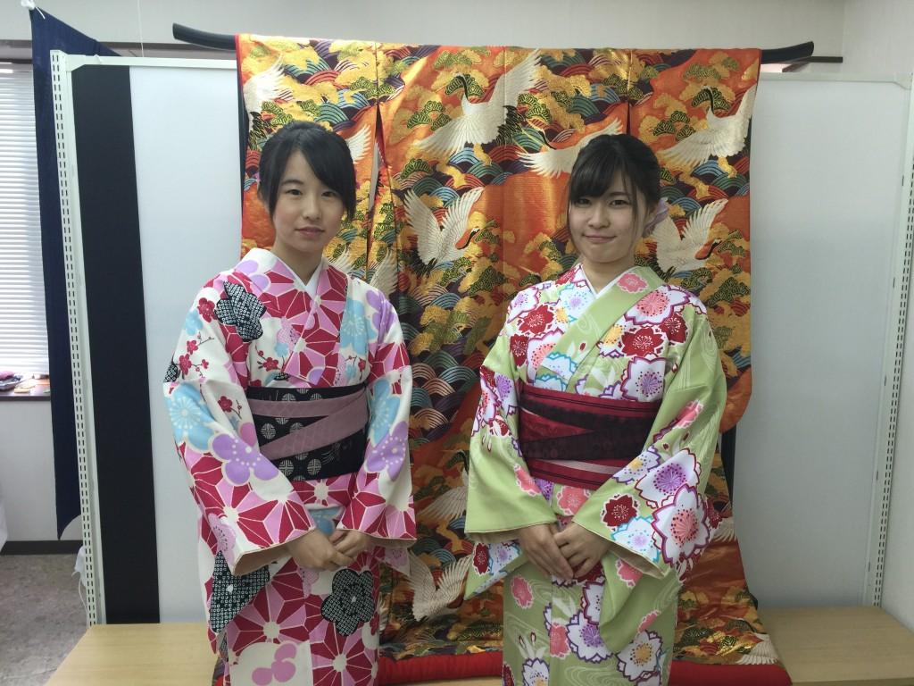 GWは京都で着物レンタル♪2016年4月29日1