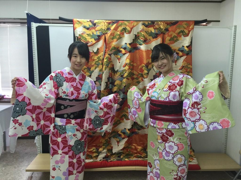 GWは京都で着物レンタル♪2016年4月29日2