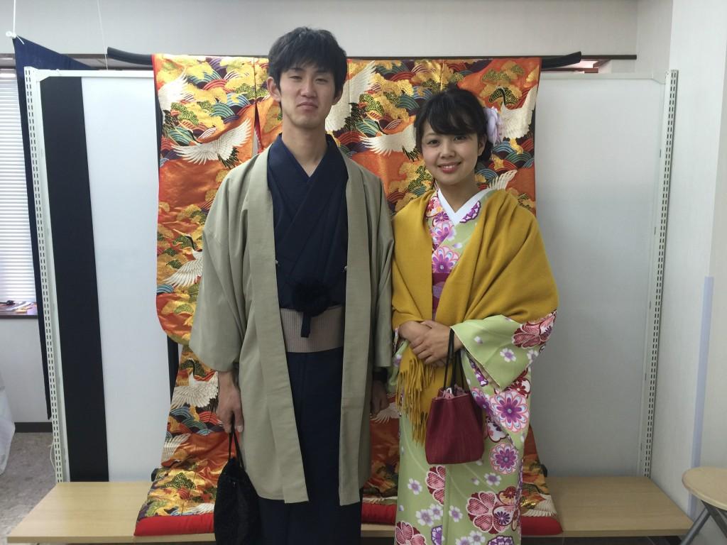 GWは京都で着物レンタル♪2016年4月29日16