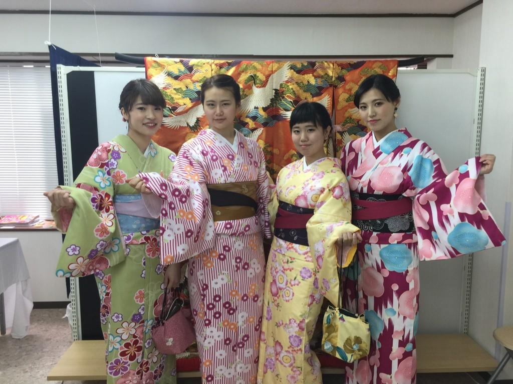 GWは京都で着物レンタル♪2016年4月29日5