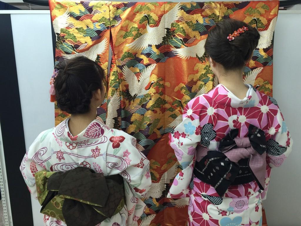 GWは京都で着物レンタル♪2016年4月29日15