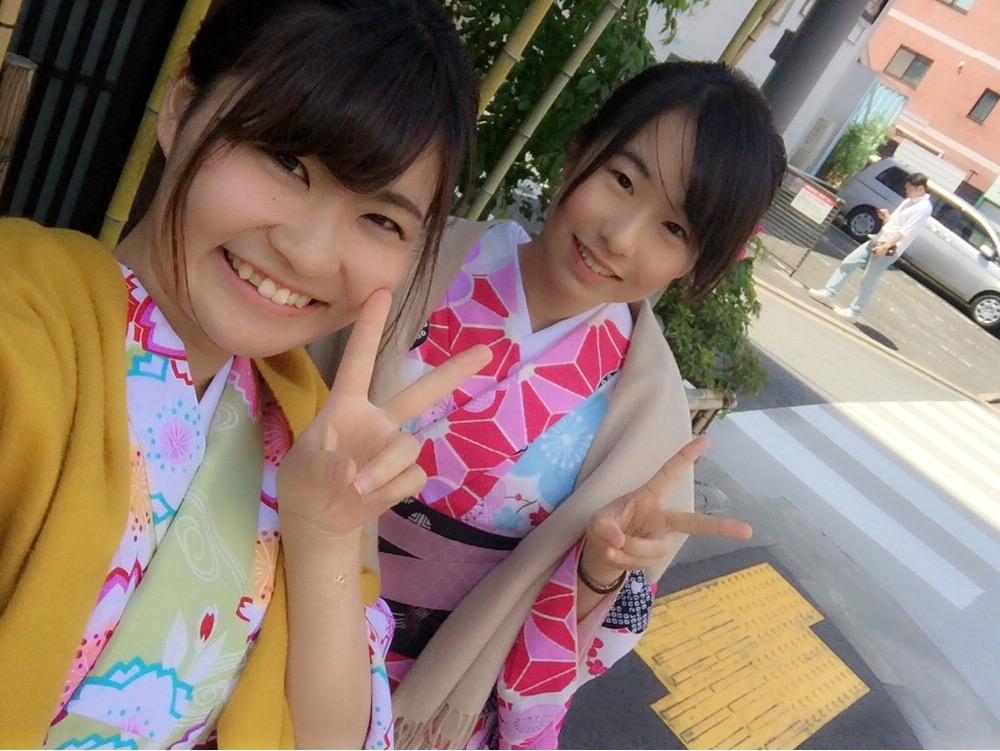 GWは京都で着物レンタル♪2016年4月29日22