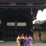 京都御所 秋季一般公開を着物レンタルで満喫!2016年4月6日17