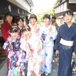 今日も茨城県から修学旅行生!2016年5月23日8