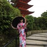 国内外から京都で着物レンタル2016年5月16日21