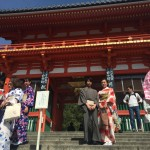 今日は全て大阪からのお客様が着物レンタル!2016年5月5日21