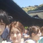 GW中盤!伏見稲荷大社の千本鳥居!2016年5月4日15