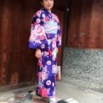 国内外から京都で着物レンタル2016年5月16日13