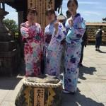 同級生!着物レンタルで京都 清水寺へ2016年5月17日7