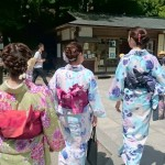 同級生!着物レンタルで京都 清水寺へ2016年5月17日10