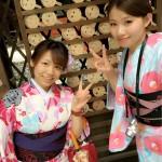 国内外から京都で着物レンタル2016年5月16日16
