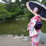 国内外から京都で着物レンタル2016年5月16日15