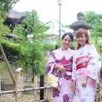 国内外から京都で着物レンタル2016年5月16日17
