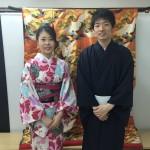 先月、浅草店で着物レンタル!今日は京都店で嵐山へ!2016年5月1日3