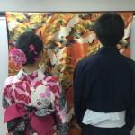 先月、浅草店で着物レンタル!今日は京都店で嵐山へ!2016年5月1日2