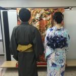 今日も京都の人気観光地「嵐山」を着物レンタルで!2016年5月2日1