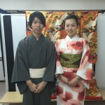 今日は全て大阪からのお客様が着物レンタル!2016年5月5日1