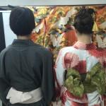 今日は全て大阪からのお客様が着物レンタル!2016年5月5日3