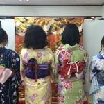 今日は全て大阪からのお客様が着物レンタル!2016年5月5日9