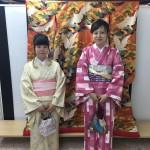 今日は全て大阪からのお客様が着物レンタル!2016年5月5日11