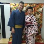 今日は全て大阪からのお客様が着物レンタル!2016年5月5日17