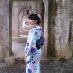 着物レンタルで京都南禅寺 水路閣へ!2016年5月7日9