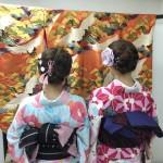 国内外から京都で着物レンタル2016年5月16日8