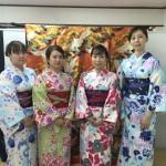 同級生!着物レンタルで京都 清水寺へ2016年5月17日1