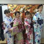 同級生!着物レンタルで京都 清水寺へ2016年5月17日2
