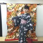 同級生!着物レンタルで京都 清水寺へ2016年5月17日5
