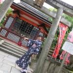 同級生!着物レンタルで京都 清水寺へ2016年5月17日12