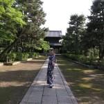同級生!着物レンタルで京都 清水寺へ2016年5月17日13