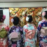 修学旅行生!着物レンタルで京都観光♪2016年5月22日2
