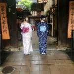 梅雨の京都を着物・浴衣レンタルで散策!2016年6月29日10