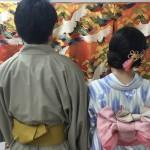 カップルで着物レンタル!京都を満喫!2016年6月1日6