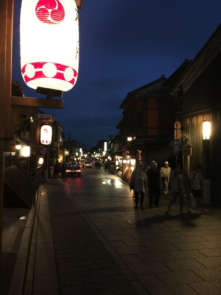2016京都 夜のイベント2