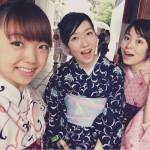 梅雨の京都を着物・浴衣レンタルで散策!2016年6月29日11