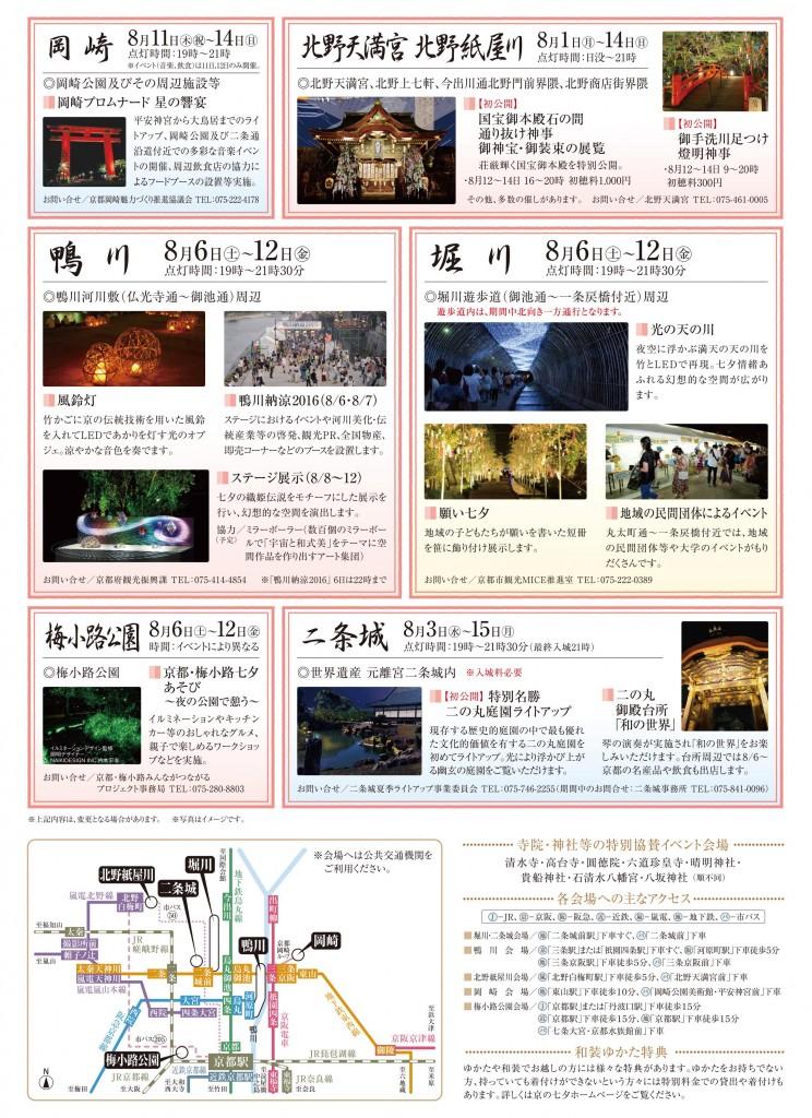 2016京の七夕2