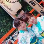 浴衣レンタルで「下鴨神社 糺の森の光の祭」へ!2016年8月17日19