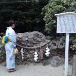 今日も大人気の「下鴨神社 糺ノ森の光の祭」へ!2016年8月24日14