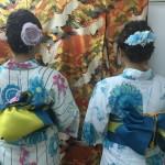 浴衣レンタルで「下鴨神社 糺の森の光の祭」へ!2016年8月17日3