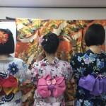 浴衣レンタルで「下鴨神社 糺の森の光の祭」へ!2016年8月17日13