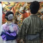 浴衣レンタルで嵐山・鈴虫寺を満喫♪2016年8月23日3