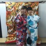 浴衣レンタルで嵐山・鈴虫寺を満喫♪2016年8月23日5