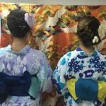 今日も大人気の「下鴨神社 糺ノ森の光の祭」へ!2016年8月24日7