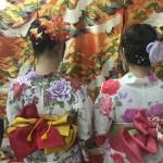 やはり今日も浴衣レンタルで「下鴨神社 糺ノ森の光の祭」2016年8月25日6