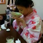 浴衣で「京都 食とアートのマーケット in 東本願寺」2016年8月20日21