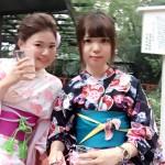 浴衣レンタルで「平安神宮 堂本剛ライブ」へ!2016年8月26日24
