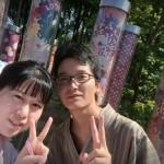 浴衣レンタルで嵐山・鈴虫寺を満喫♪2016年8月23日14