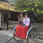浴衣レンタルで嵐山・鈴虫寺を満喫♪2016年8月23日15